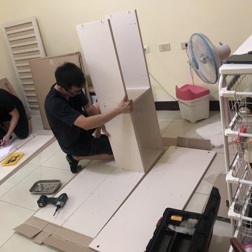 08_ Linki Plus 1200 型 成長型書桌 使用心得_500x500