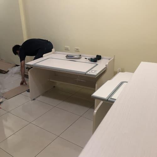 10_ Linki Plus 1200 型 成長型書桌 使用心得_500x500