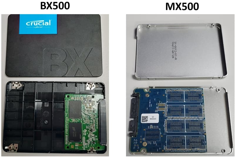 10_ BX500-MX500 PCB