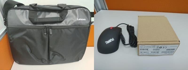 01-02 Lenovo Y530 開箱 側背包
