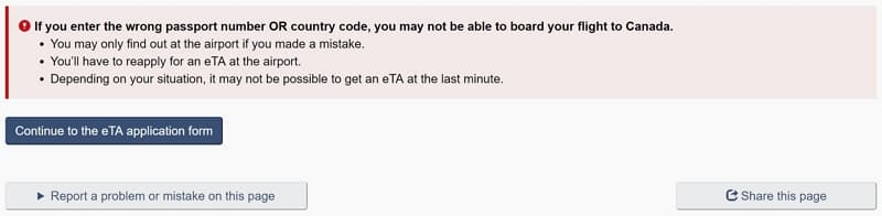 03 eTA 申請- 加拿大電子旅行證(Electronic Travel Authorization)