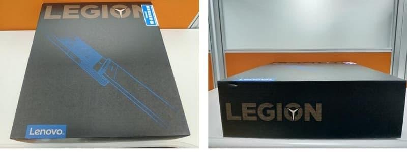 05-06 Lenovo Y530 開箱 外盒