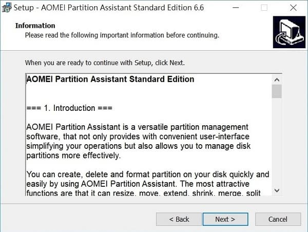 07 Acer Swift 5 SF514-52T 磁碟分割 安裝步驟