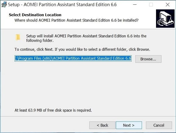 08 Acer Swift 5 SF514-52T 磁碟分割 安裝路徑