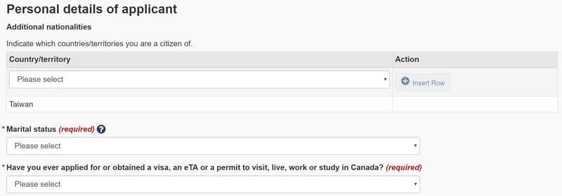 08 eTA 申請- 加拿大電子旅行證(Electronic Travel Authorization)