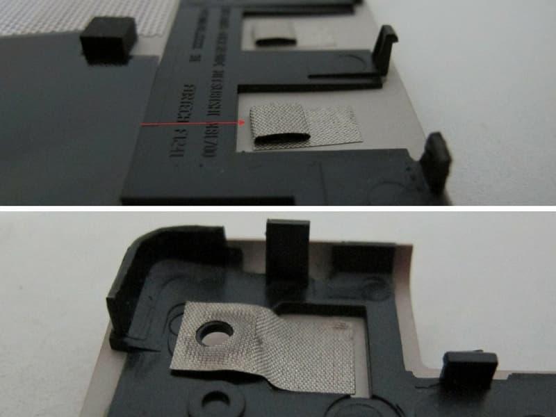 09 ACER Swift 5 SF514-52T 拆機 更換 SSD 泡棉墊高片