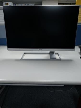 09 Acer 4K螢幕 S277HK 27型 IPS 4K2K 無邊框電腦螢幕 面板