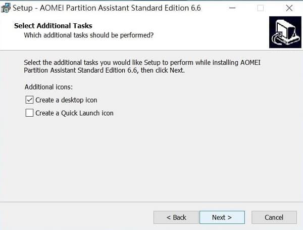 10 Acer Swift 5 SF514-52T 磁碟分割 桌面捷徑