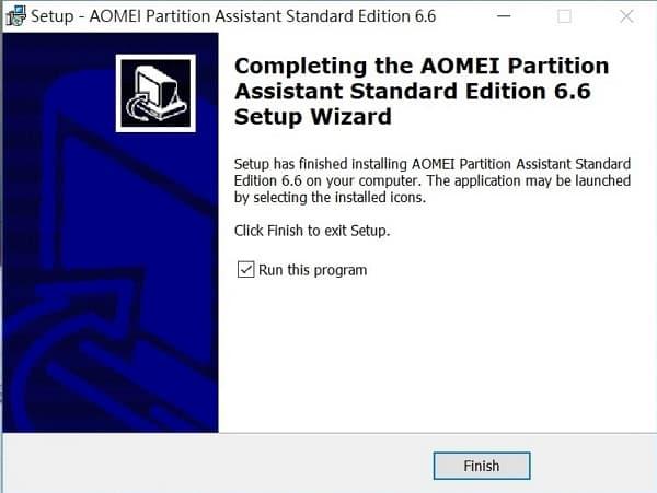 11 Acer Swift 5 SF514-52T 磁碟分割 安裝完成