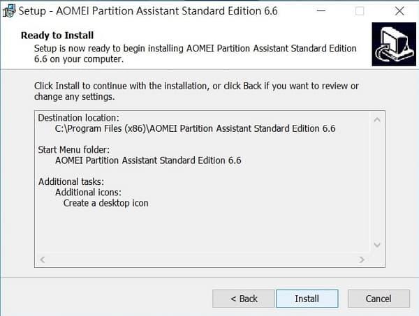 11 Acer Swift 5 SF514-52T 磁碟分割 安裝