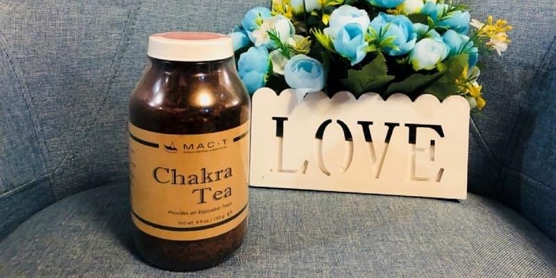 11 VIVISPA 脈輪精油課程 Chakra Tea(脈輪茶)