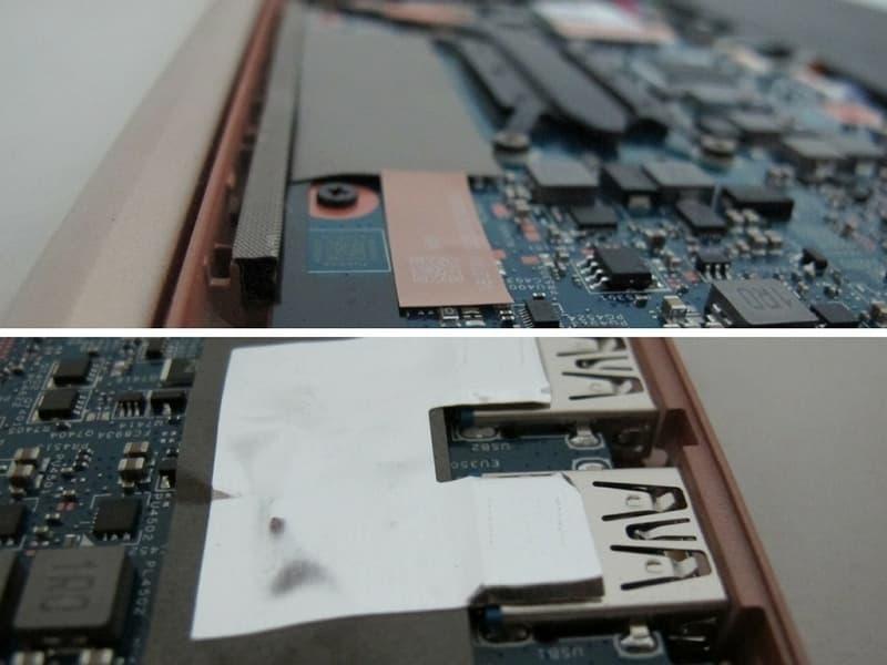 12 ACER Swift 5 SF514-52T 更換 SSD 軸承 USB