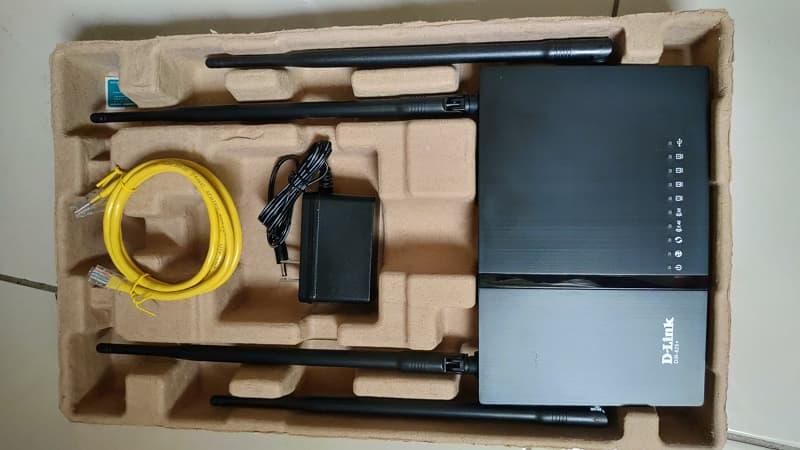 12_ 802.11ac Router D-Link DIR-825+ 內容物 800X450