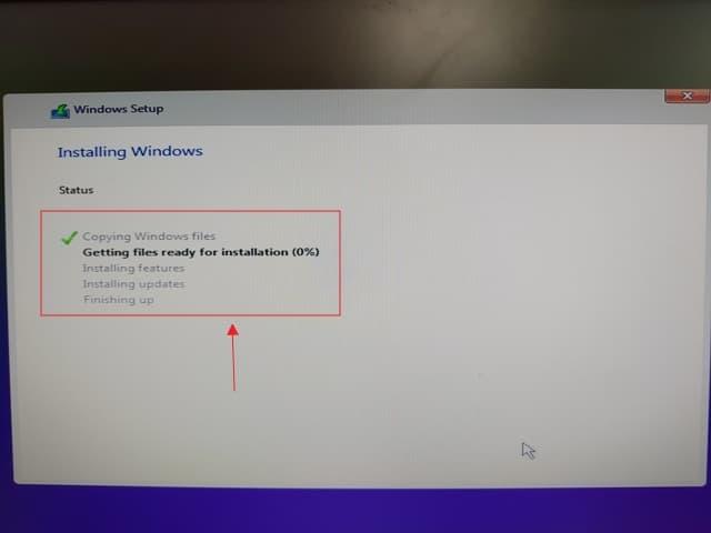 12_ SSD 4K 對齊 UEFI install win10 (8)