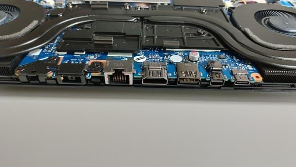 14 Lenovo Y530 拆機 內部照片 (8)