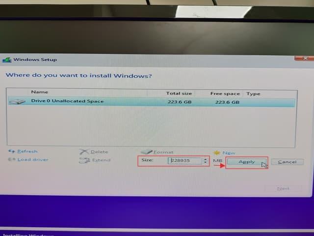 14_ SSD 4K 對齊 Legacy install win10