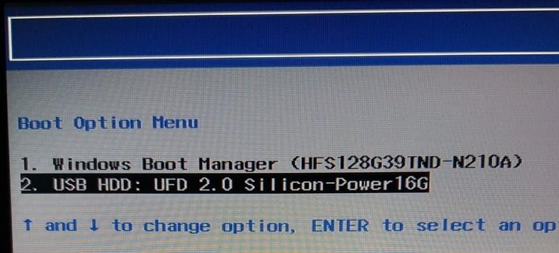 15 Acer E5 475G Windows 10 boot disk