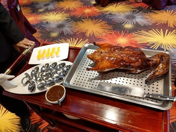 18_ 烤鴨 五吃 天沁食府 黃金櫻桃鴨