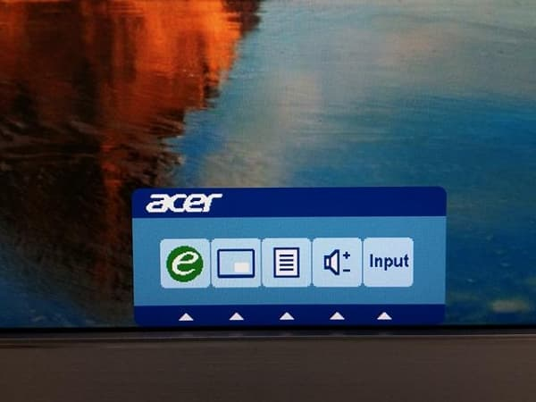 19 Acer S277HK 27型 IPS 4K2K 無邊框電腦螢幕 OSD_快速設定
