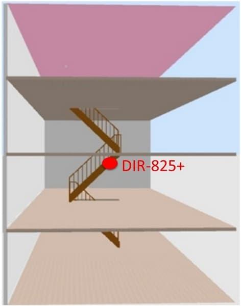 23_D-Link DIR-825+ 3D house 472x600