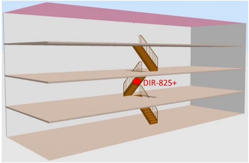 24_D-Link DIR-825+ 3D house 800x525