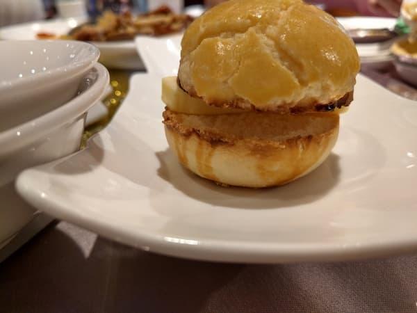 26_ 烤鴨五吃 天沁食府 漢堡