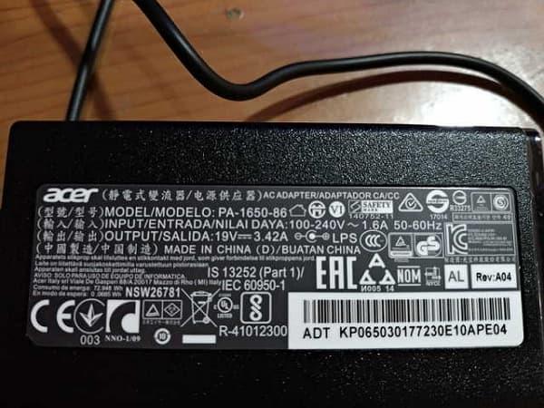 30 Acer 筆電 雙碟改三碟 變壓器 600x450