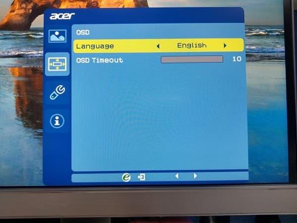 32 Acer S277HK 27型 IPS 4K2K 無邊框電腦螢幕 OSD English