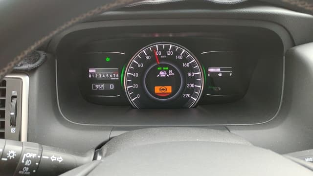 Honda Odyssey TPMS 方向盤偵測