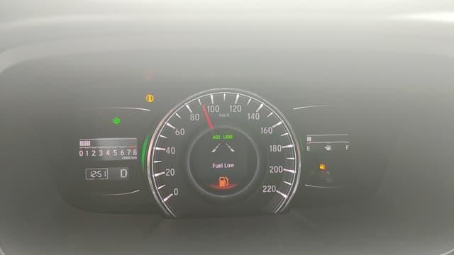Honda Odyssey 油量警示燈