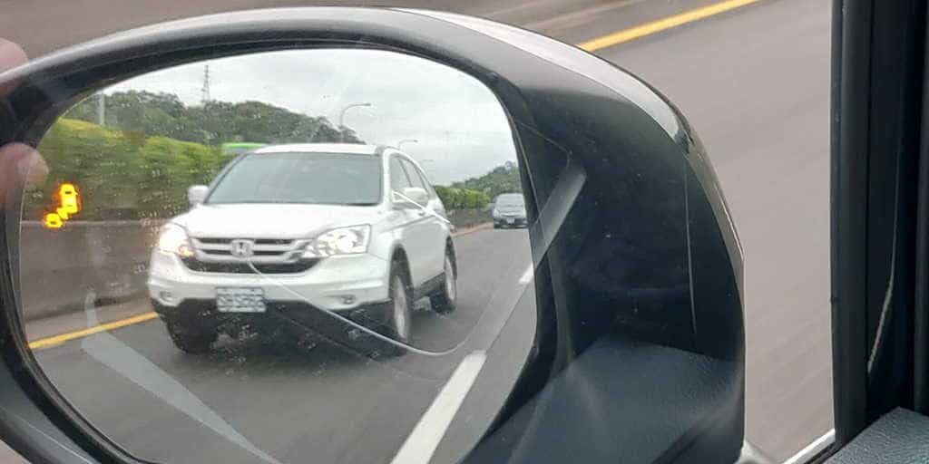 07 Honda Odyssey BSI 盲點偵測警示系統 1024x512