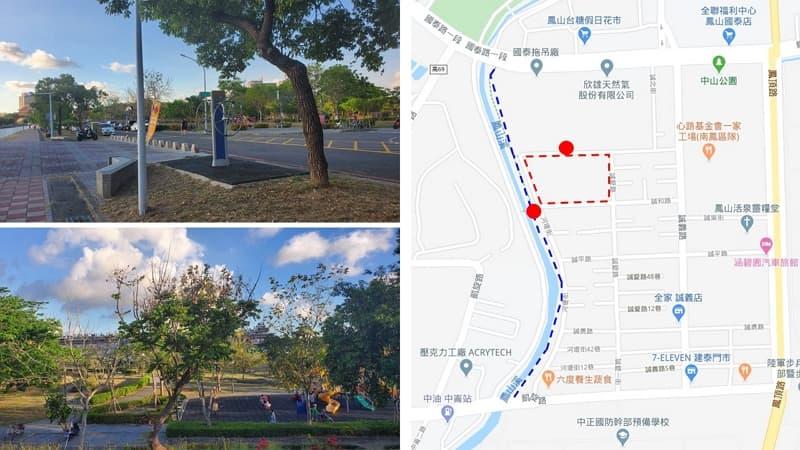 07_ 自行車道 高雄鳳山溪路線,親子夢時代一日遊 (5)