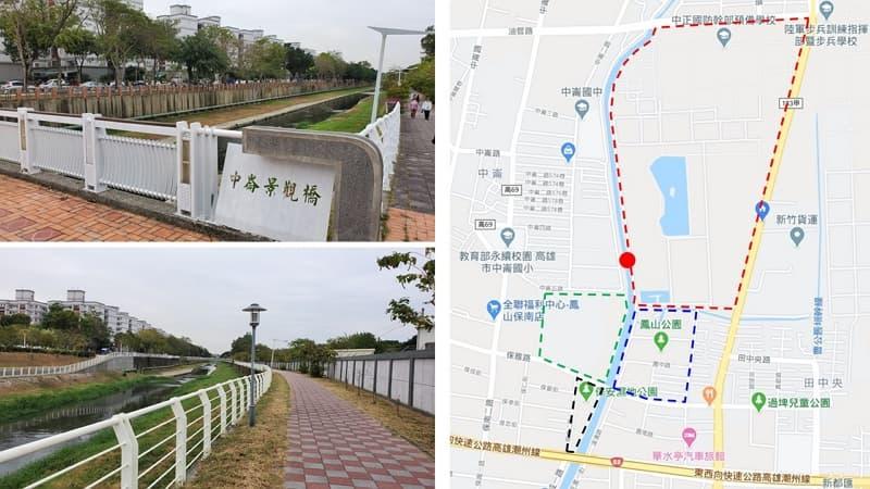 12_ 自行車道 高雄鳳山溪路線,親子夢時代一日遊 (10)