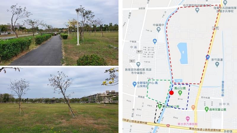 14_ 自行車道 高雄鳳山溪路線,親子夢時代一日遊 (12)