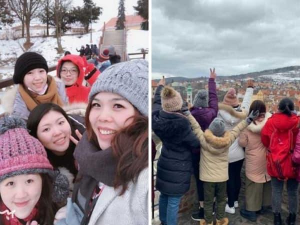 15 2019 員工旅遊 奧地利 捷克
