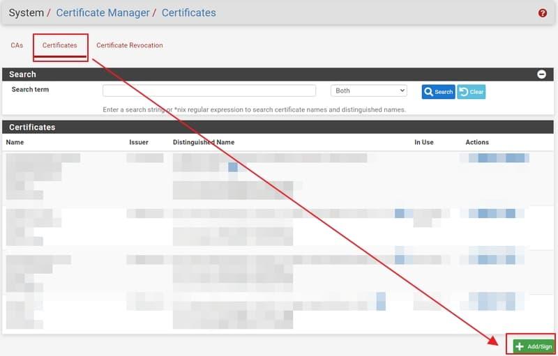 07 create openvpn server certificate