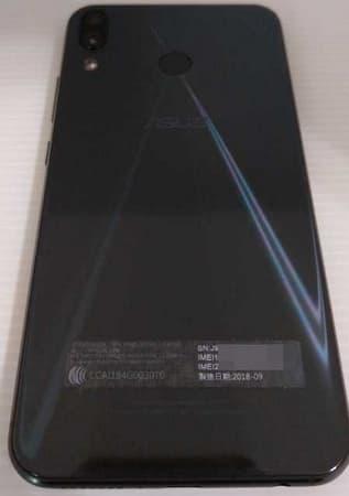 02 z01rd Zenfone 5Z Android 11 使用快3年的心得 同心圓背面照 450h